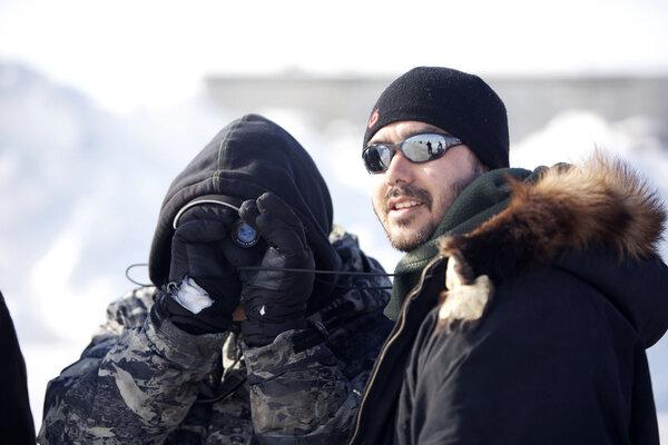 кадры и фото из фильма На льду