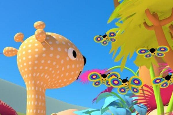 кадры и фото из фильма Любимчики в поисках радуги