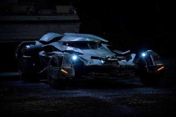 кадры и фото из фильма Бэтмен против Супермена: На заре справедливости IMAX 3D