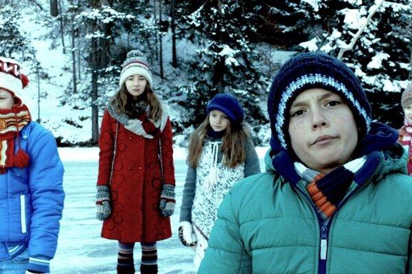 кадры и фото из фильма Зимняя сказка, или Королева, потерявшая имя