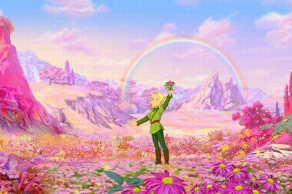 кадры и фото из фильма Приключения Ролли 3D