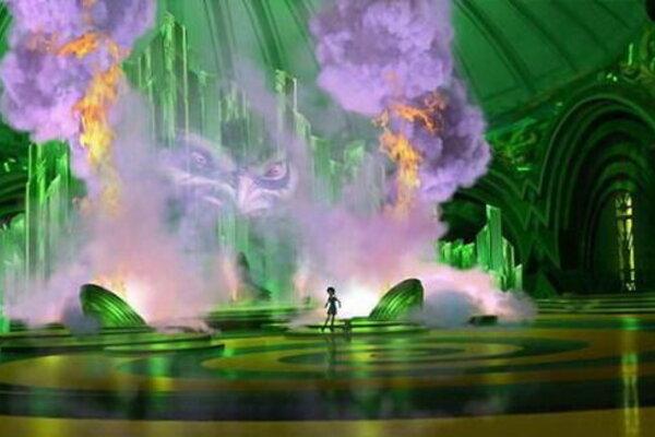 кадры и фото из фильма Оз: Возвращение в Изумрудный город