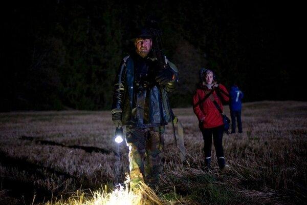кадры и фото из фильма Охотник на троллей