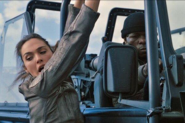 кадры и фото из фильма Форсаж 6