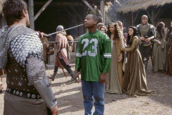 кадры и фото из фильма Черный рыцарь