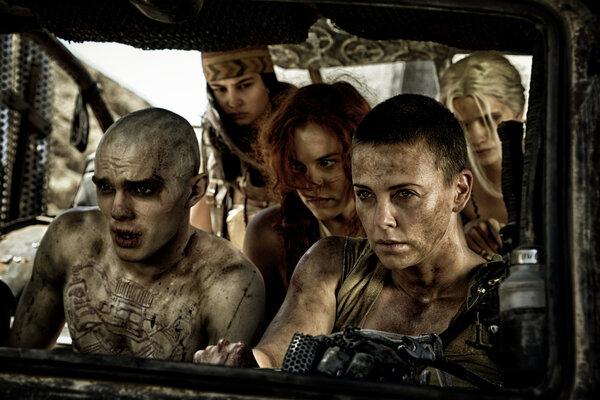 кадры и фото из фильма Безумный Макс: Дорога ярости IMAX 3D