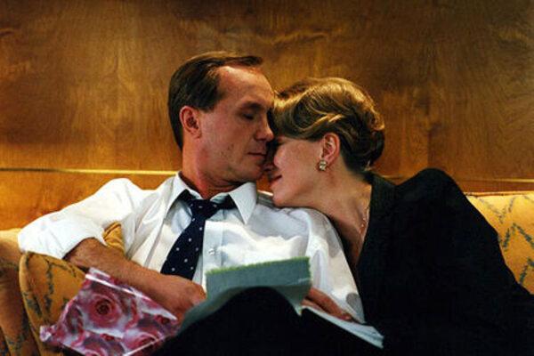 кадры и фото из фильма Поцелуй не для прессы