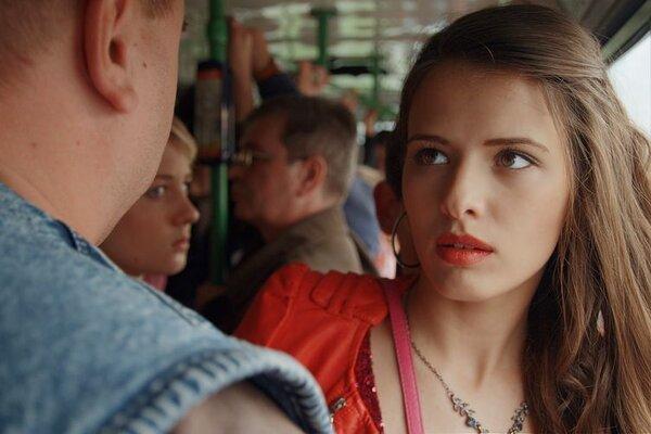 кадры и фото из фильма Москва никогда не спит