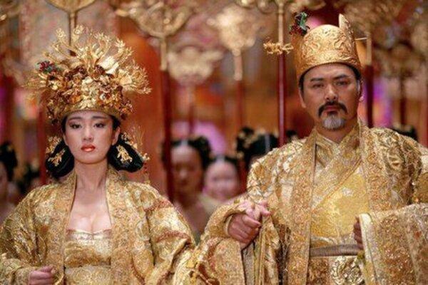 кадры и фото из фильма Проклятие золотого цветка