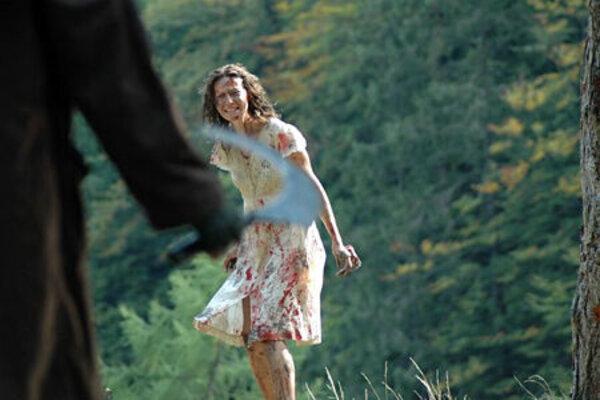 кадры и фото из фильма Чужой лес