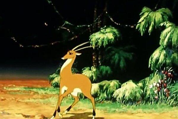 кадры и фото из фильма Золотая антилопа