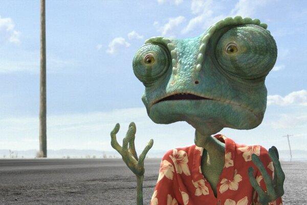 кадры и фото из фильма Ранго