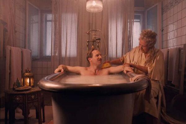 """кадры и фото из фильма Отель """"Гранд Будапешт"""""""