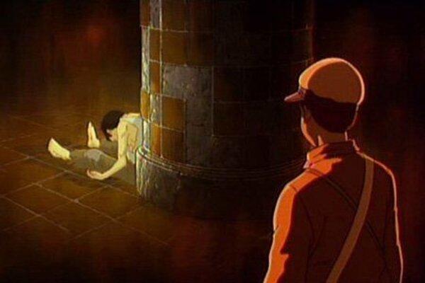 кадры и фото из фильма Могила светлячков