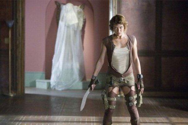 кадры и фото из фильма Обитель зла 3