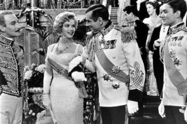 кадры и фото из фильма Принц и хористка