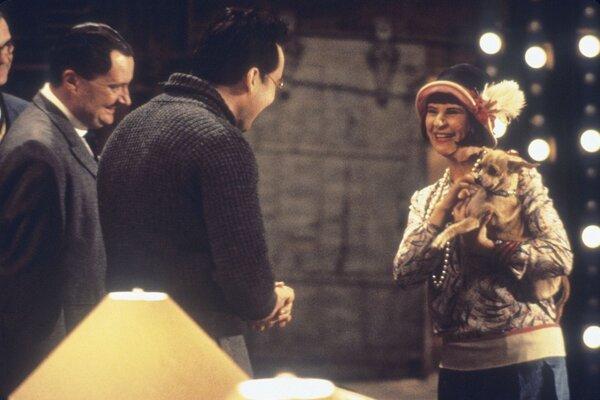 кадры и фото из фильма Пули над Бродвеем
