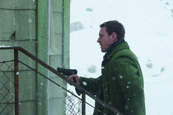 кадры и фото из фильма Снеговик