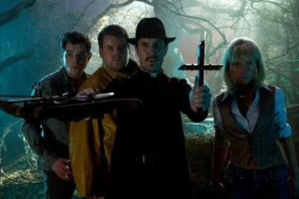 кадры и фото из фильма Убийцы вампирш-лесбиянок