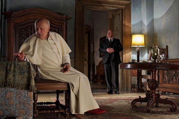 кадры и фото из фильма У нас есть Папа