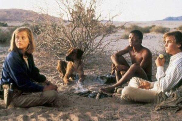 кадры и фото из фильма В плену песков