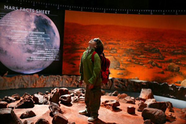 кадры и фото из фильма Дитя с Марса