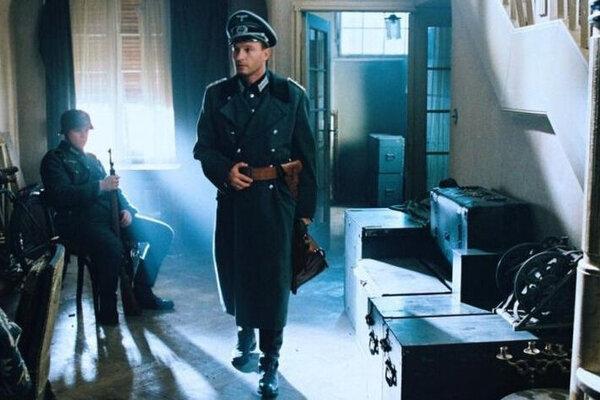 кадры и фото из фильма Пианист