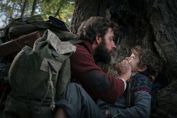 кадры и фото из фильма Тихое место