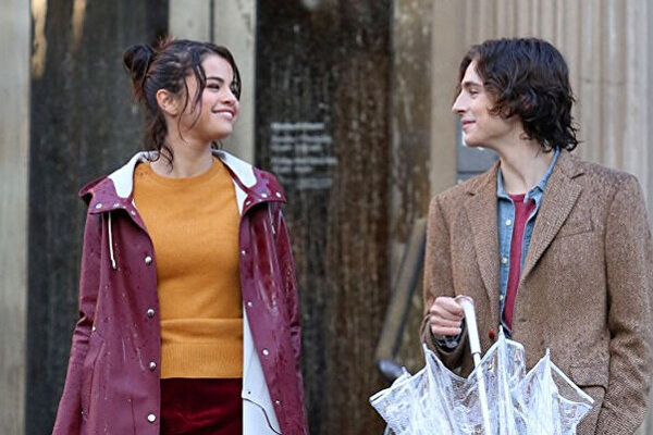 кадры и фото из фильма Дождливый день в Нью-Йорке