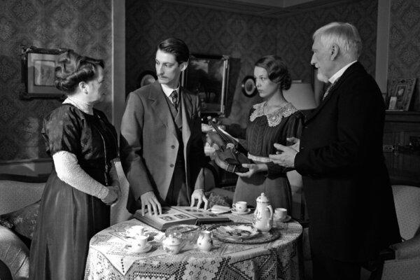 кадры и фото из фильма Франц