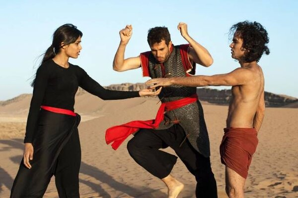 кадры и фото из фильма Танцующий в пустыне