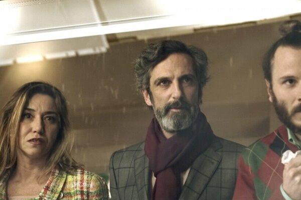 кадры и фото из фильма Новогодний отрыв