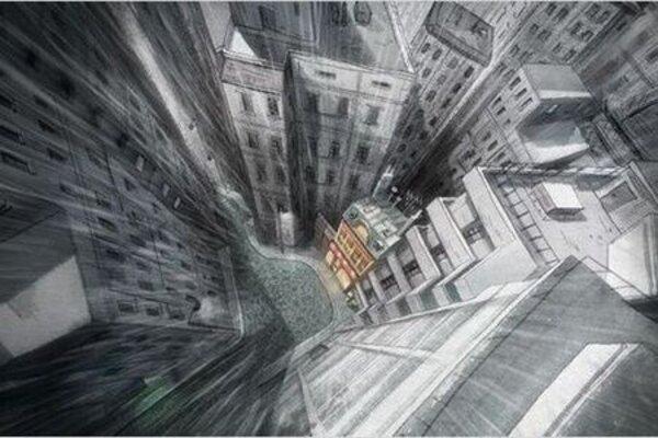 кадры и фото из фильма Магазинчик самоубийств 3D