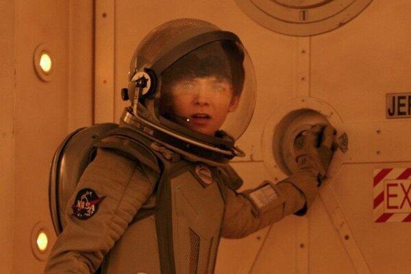 кадры и фото из фильма Космос между нами