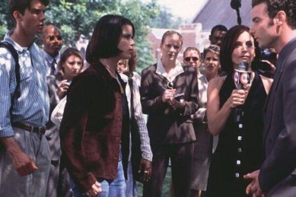 кадры и фото из фильма Крик 2