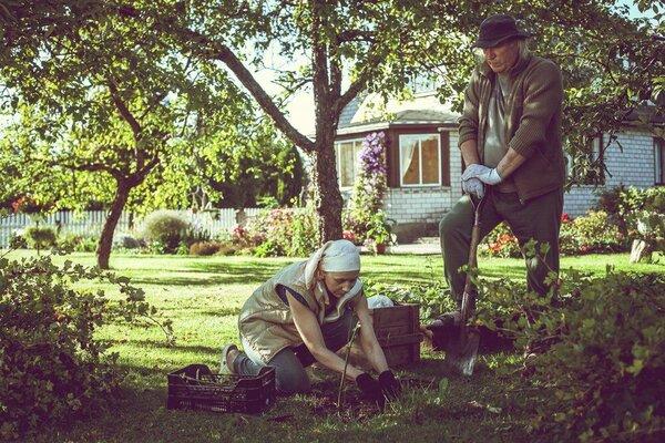 кадры и фото из фильма Мать