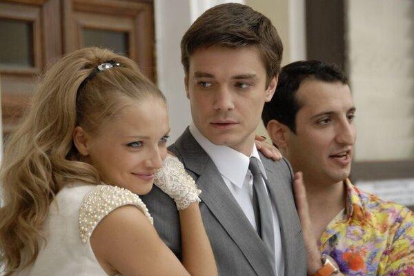 кадры и фото из фильма Свадьба по обмену
