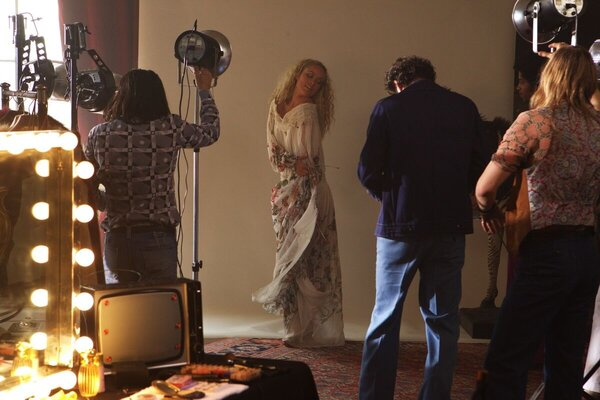 кадры и фото из фильма Гонка