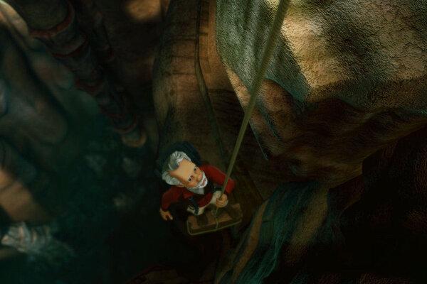 кадры и фото из фильма На край света: в поисках единорога