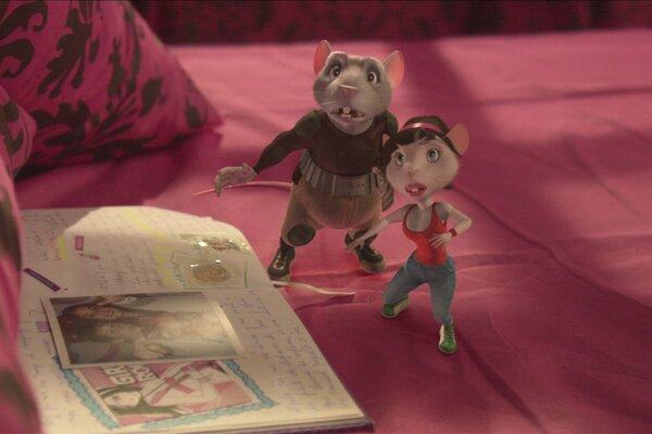 кадры и фото из фильма Приключения мышонка Переса 2