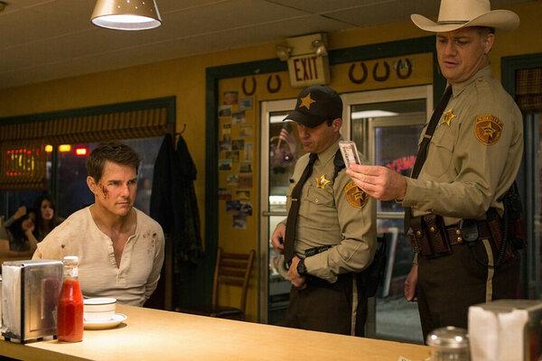 кадры и фото из фильма Джек Ричер 2: Никогда не возвращайся