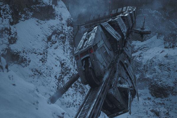 кадры и фото из фильма Хан Соло: Звёздные Войны. Истории