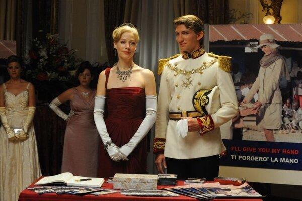 кадры и фото из фильма Принцесса и нищий