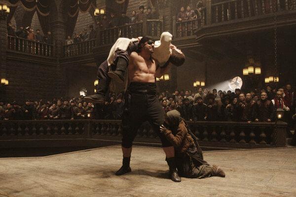 кадры и фото из фильма Настоящая легенда 3D