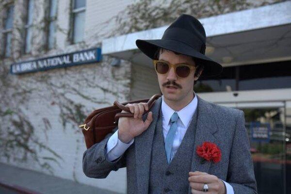 кадры и фото из фильма Джентльмен грабитель