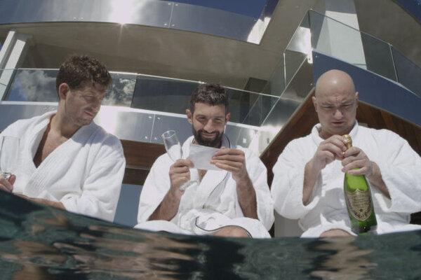 кадры и фото из фильма Что творят мужчины! 2
