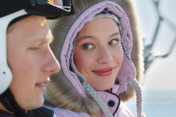 кадры и фото из фильма Со дна вершины