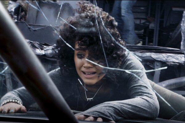 кадры и фото из фильма Форсаж 7 3D