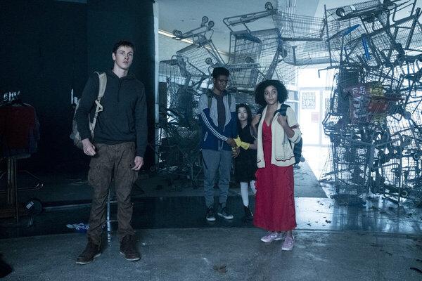 кадры и фото из фильма Темные отражения