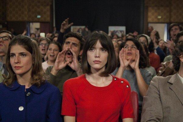 кадры и фото из фильма Молодой Годар